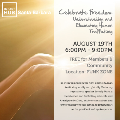 Celebrate Freedom: Understanding and Eliminating Human Trafficking