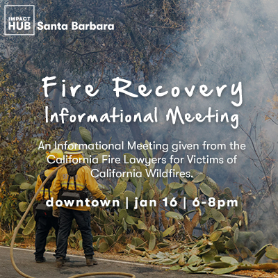 Fire Recovery - Informational Meeting