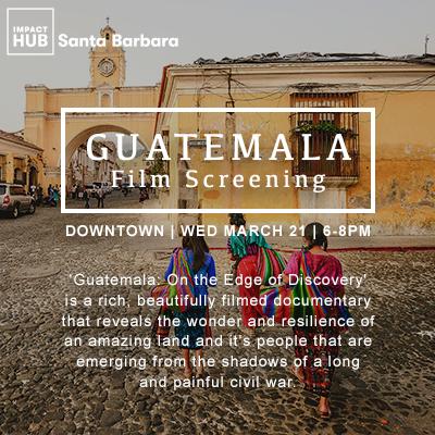 Guatemala Film Screening  title=