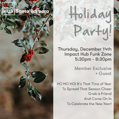 Member Holiday Party title=
