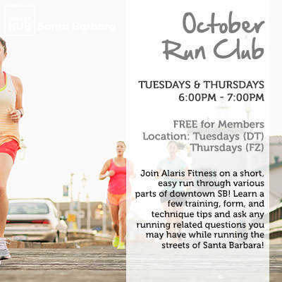 October Run Club