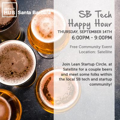 SB Tech Happy Hour title=