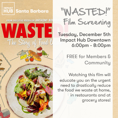"""Wasted! The Story of Food Waste"" film screening title="