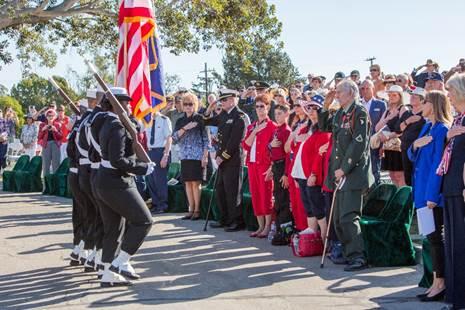 Veterans Day Ceremony title=