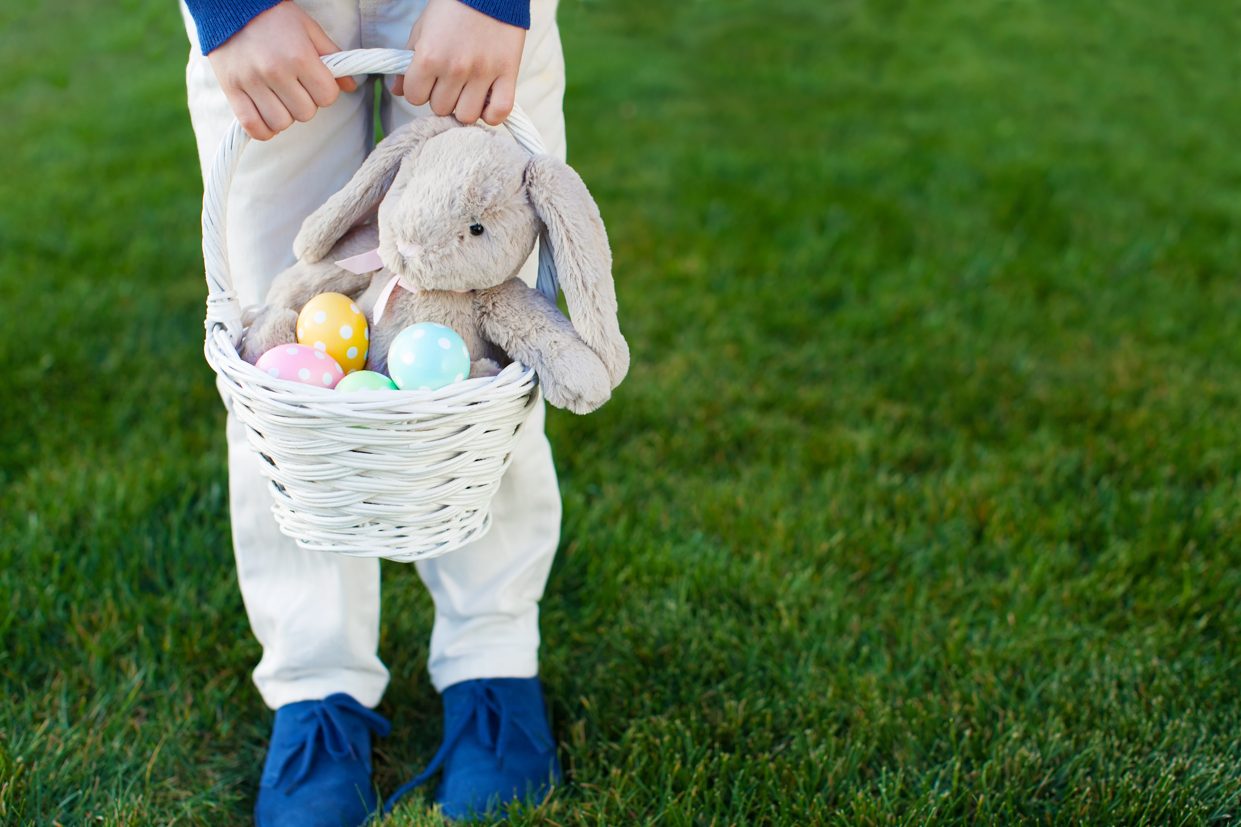Easter Crafts & Gifting with Little LAMMA  title=