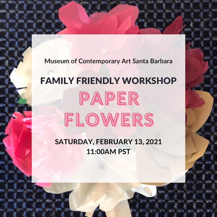 Family Friendly Workshop | Paper Flowers  title=