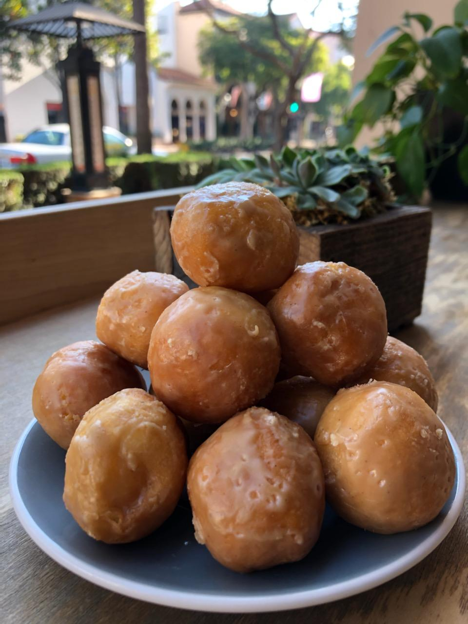 Donut Hole and Wine Pairing @ DV8 Cellars title=