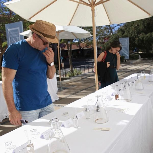 Hotel Santa Barbara 1st Thursday Scent Studio title=