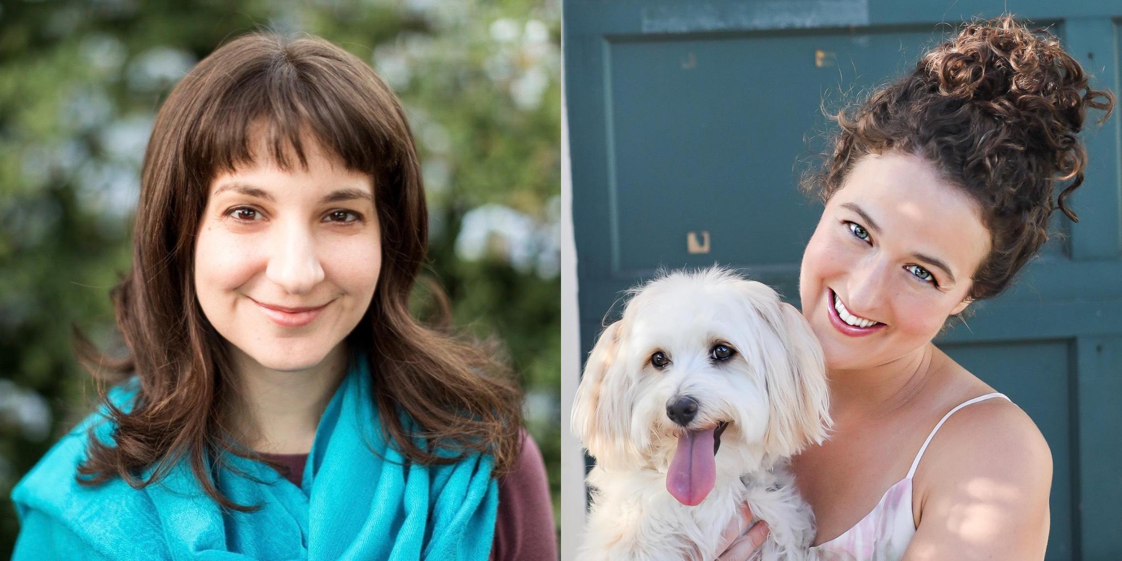 Mindful Self-Compassion Meditation with Anahita Holden and Hattie Bluestone title=