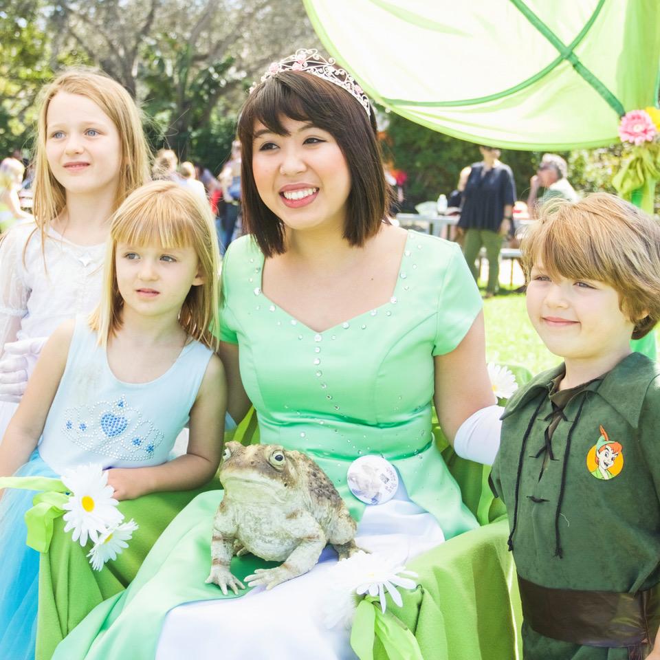 Fairytale Weekend at the Santa Barbara Zoo! title=