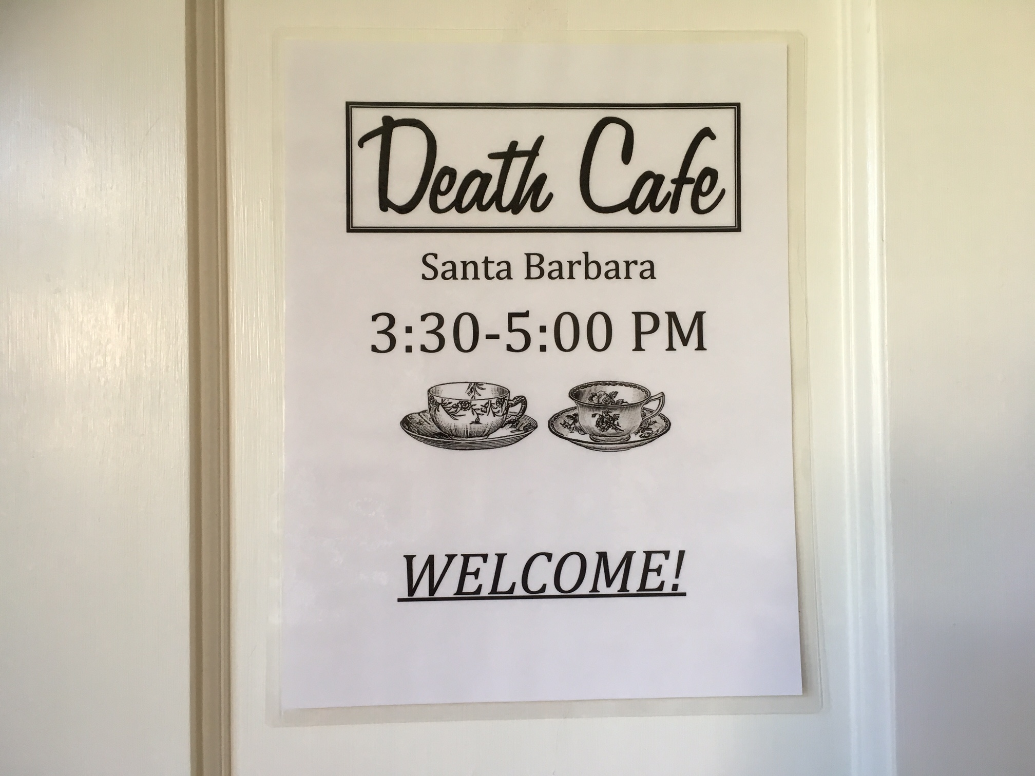 Death Cafe Santa Barbara title=