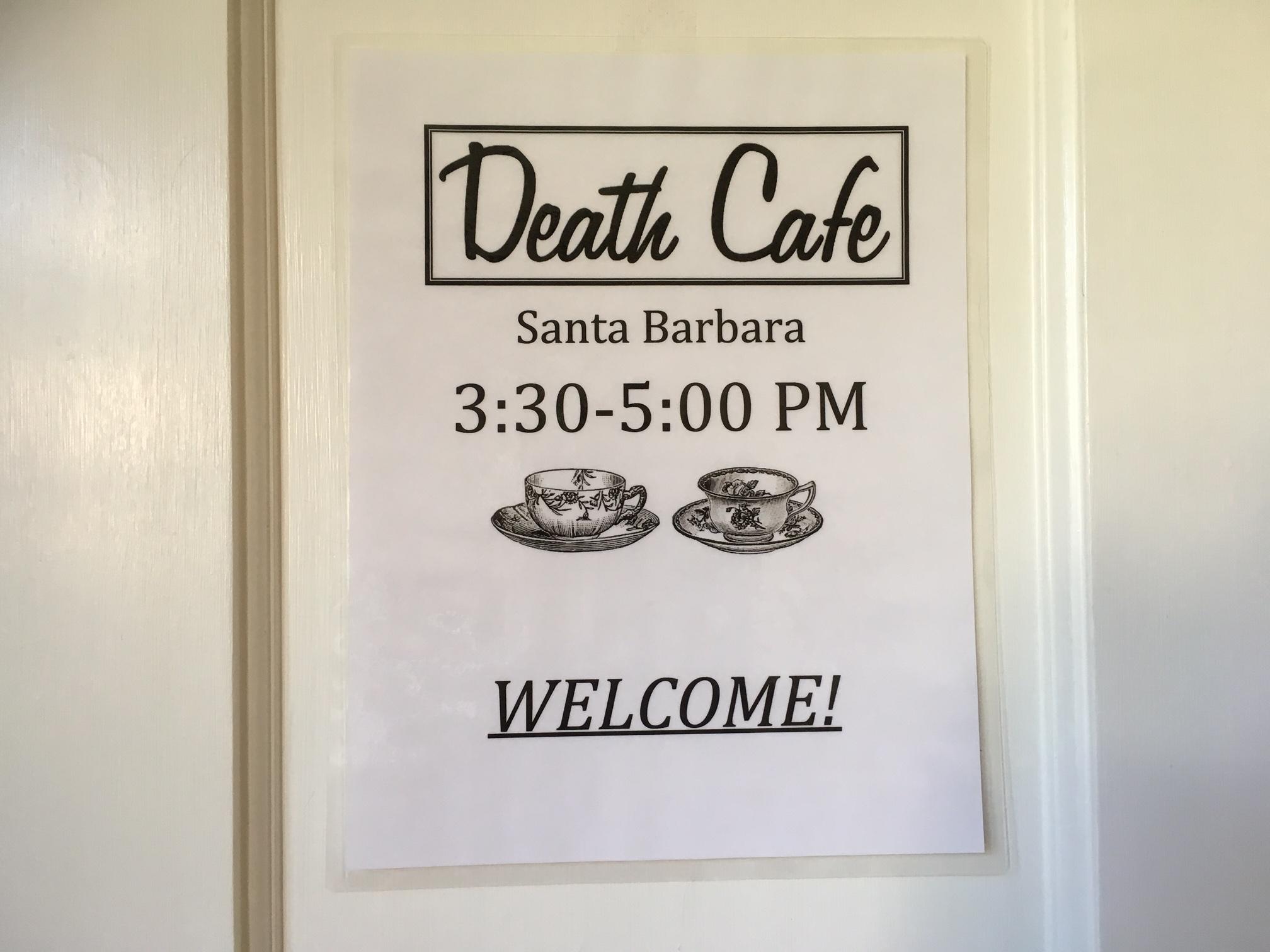 Death Cafe Santa Barbara title=