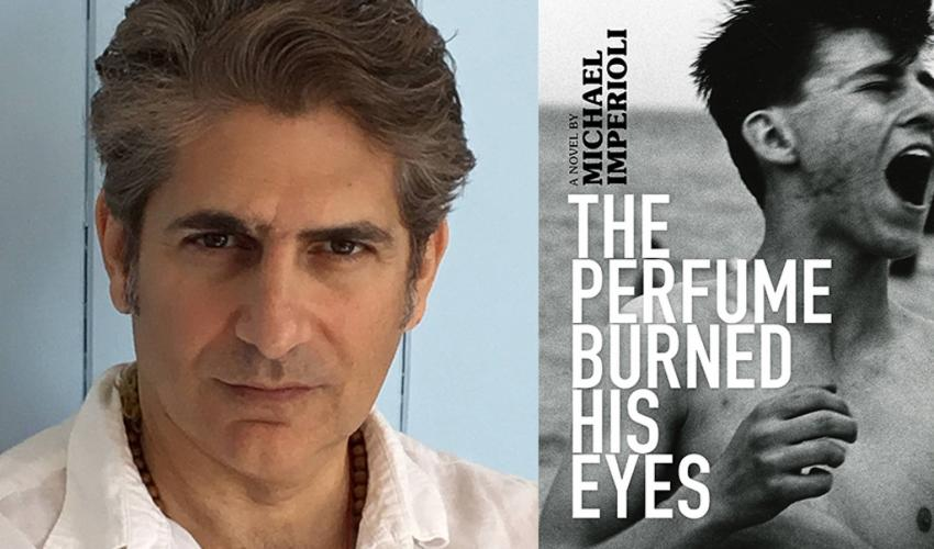 Conversation and Book Signing with Colin Gardner and Michael Imperioli