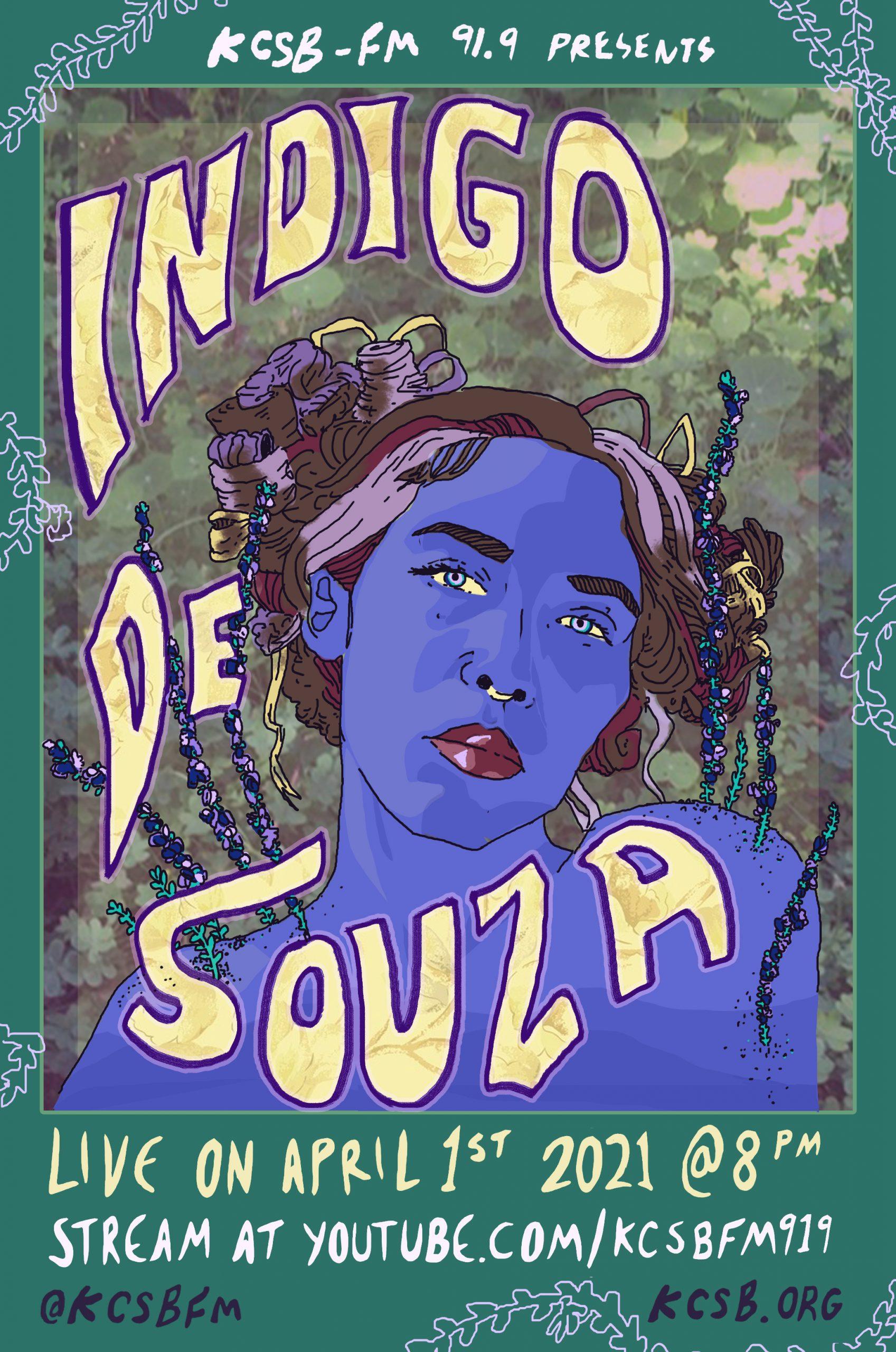 Indigo de Souza Livestream Concert