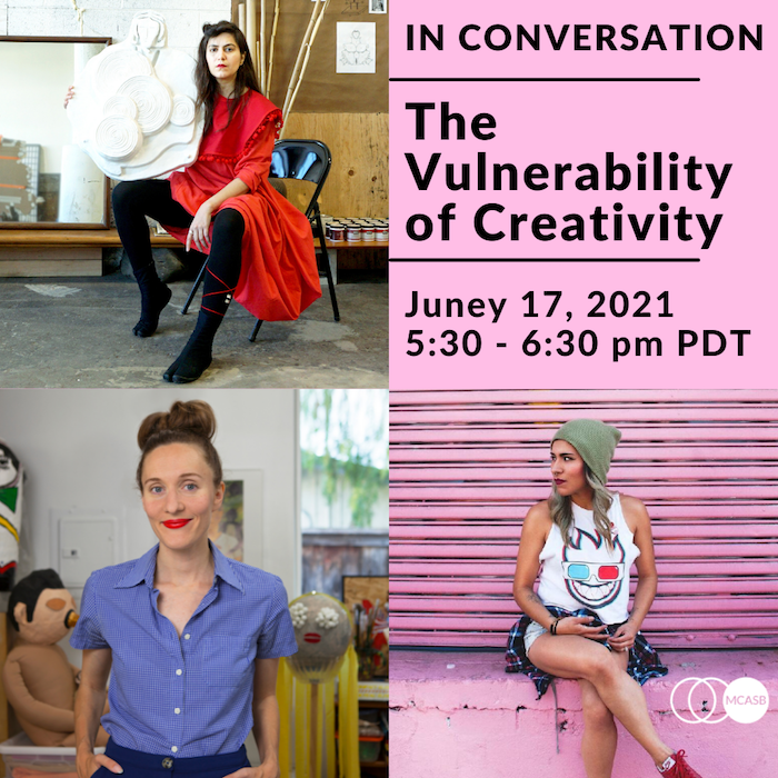 In Conversation | The Vulnerability of Creativity title=