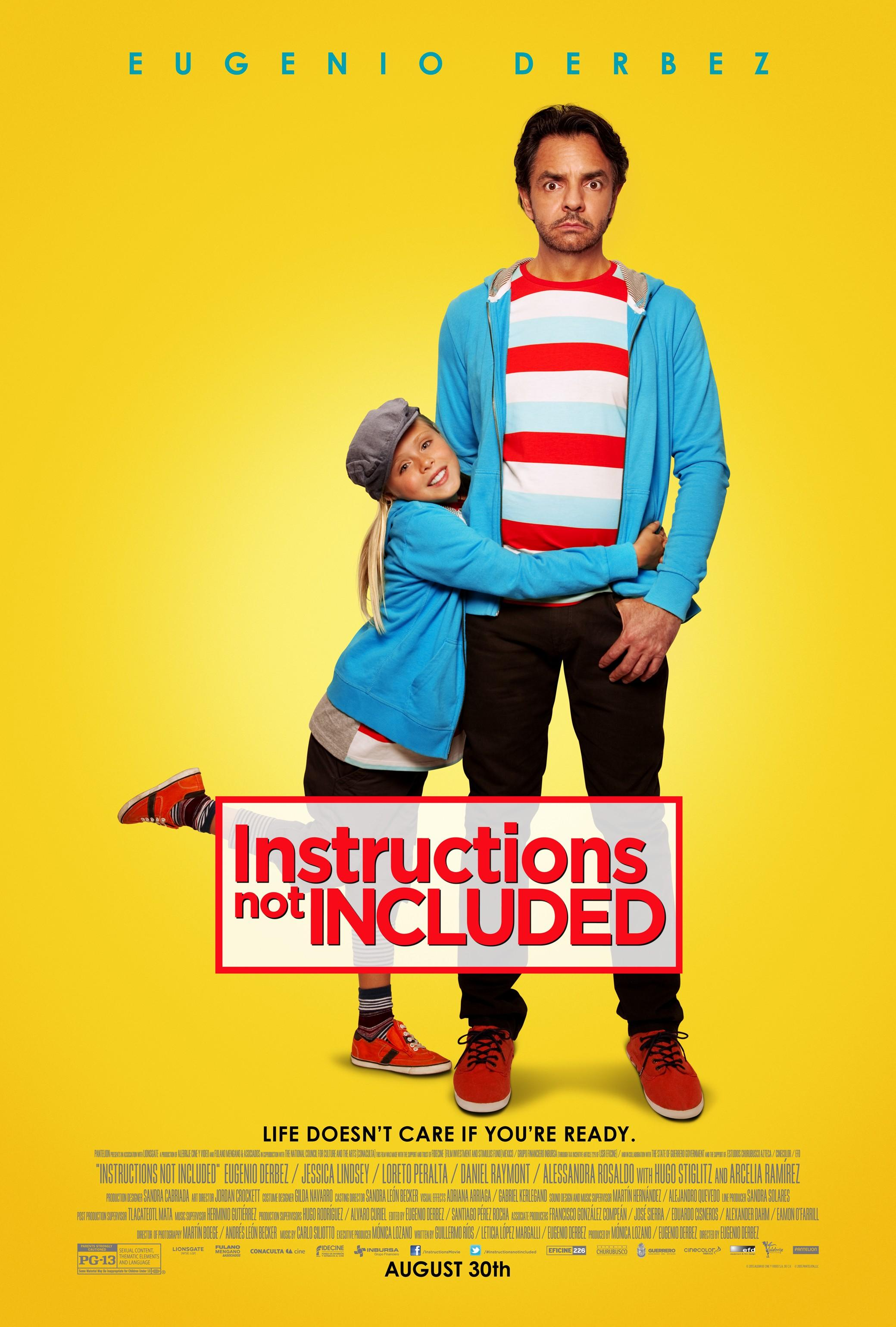 Instructions Not Included at the Granada Theatre title=