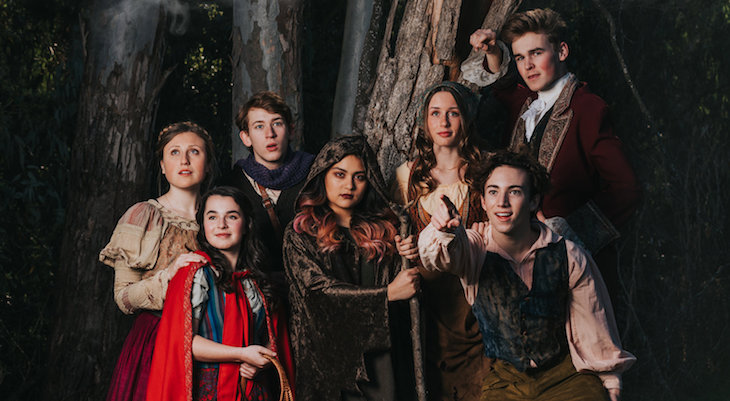 San Marcos High School presents Into the Woods