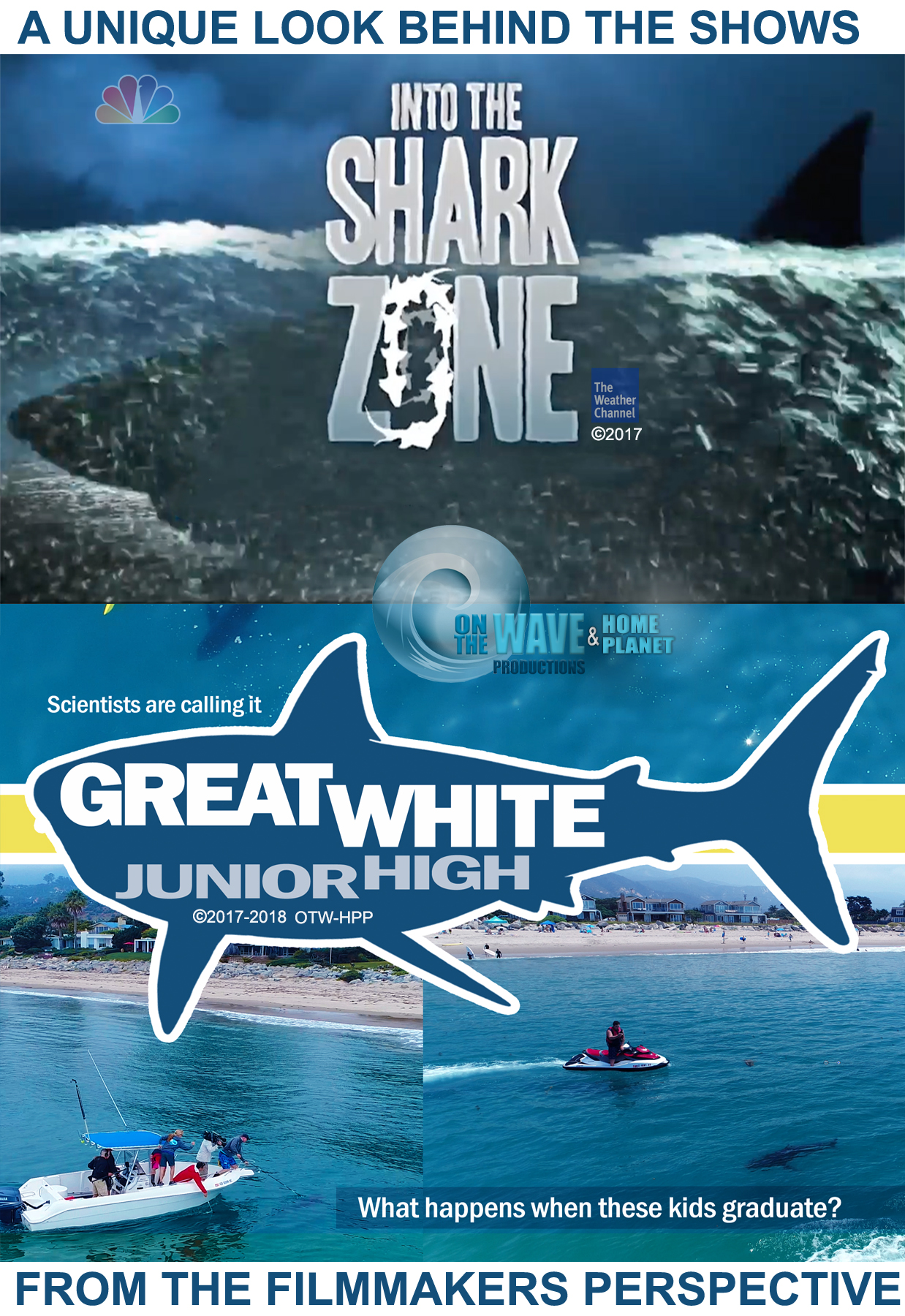 Into the Shark Zone title=