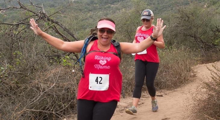 Fourth Annual Island View Trail Race title=