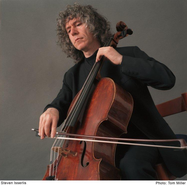 Guest Artist Masterclass: Steven Isserlis, Cello title=