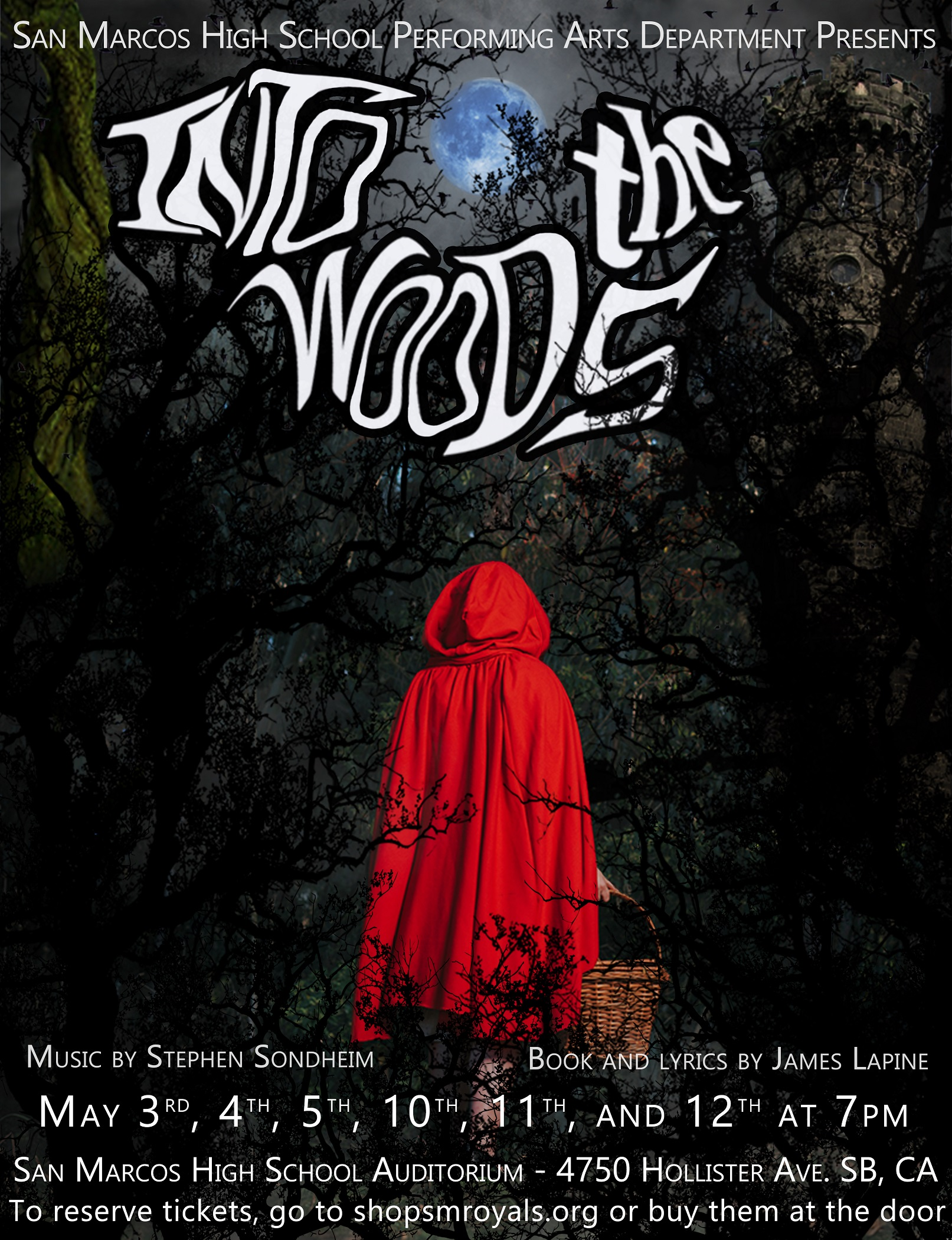 Into the Woods - San Marcos High School Production