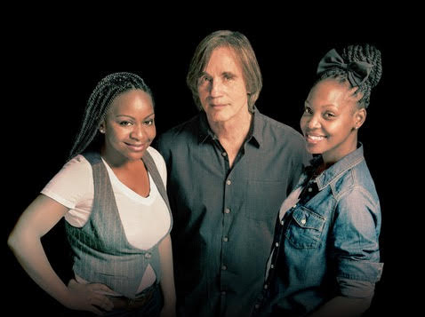 African Women Rising presents Music in the Garden with a special performance by Jackson Browne with Alethea Mills and Chavonne Stewart title=