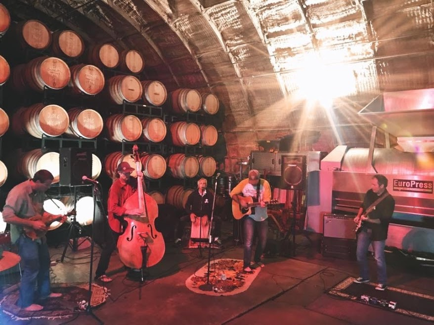 Live Music at Carr Winery with the Jason Campbell Band title=