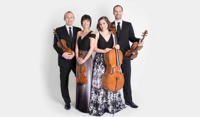 Jasper String Quartet title=