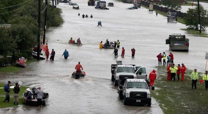 Jenny Schatzle Relay To Houston To Support Hurricane Harvey Relief
