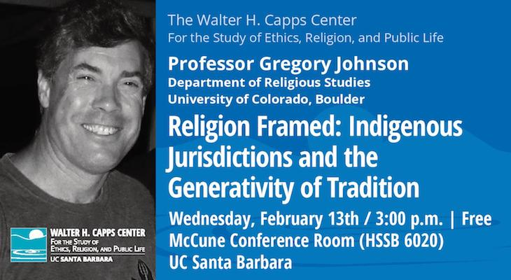 Religion Framed: Indigenous Jurisdictions and the Generativity of Tradition title=