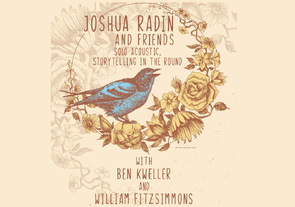 Joshua Radin and Friends title=
