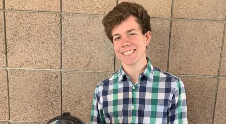Undergraduate Student Recital: Joshua Kauk, Cello title=
