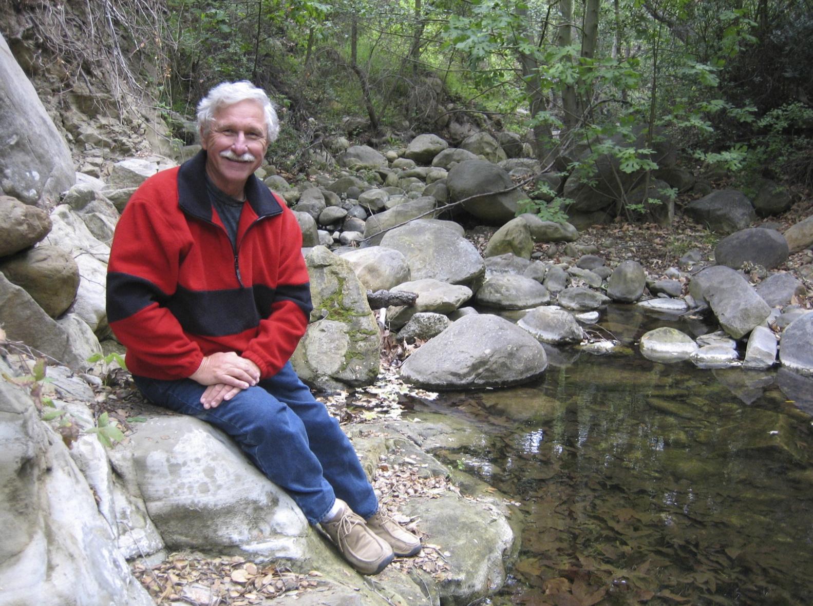 Trail Talk: Natural Hazards of Santa Barbara with Ed Keller title=