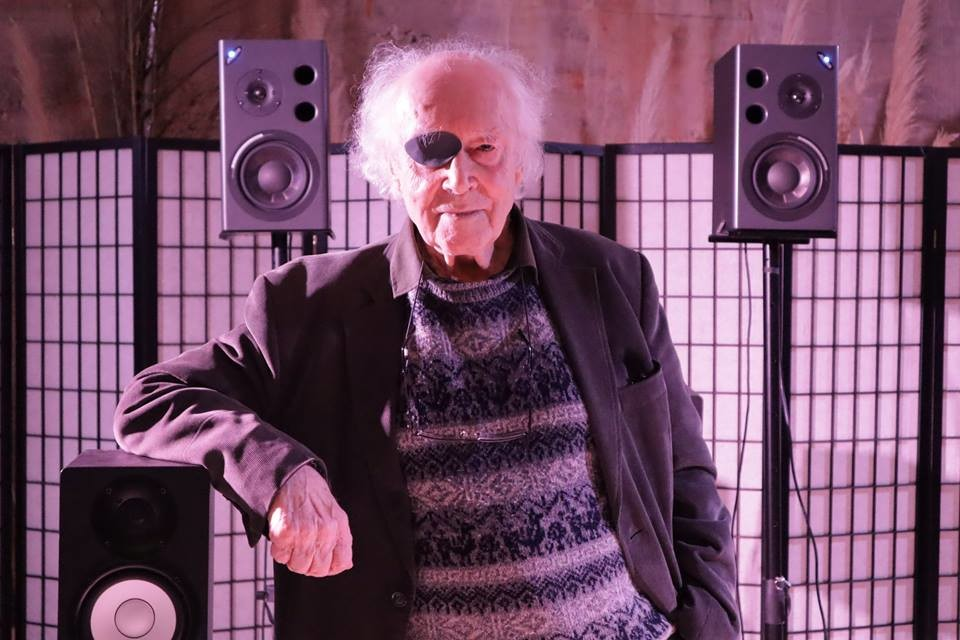 """Corwin Chair Series Lecture: """"Abstraction and Figuration in My Music"""" (Francis Dhomont) title="""