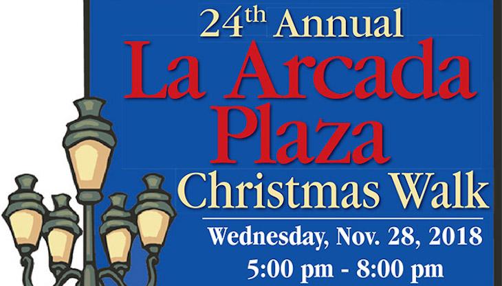La Arcada Plaza Christmas Walk