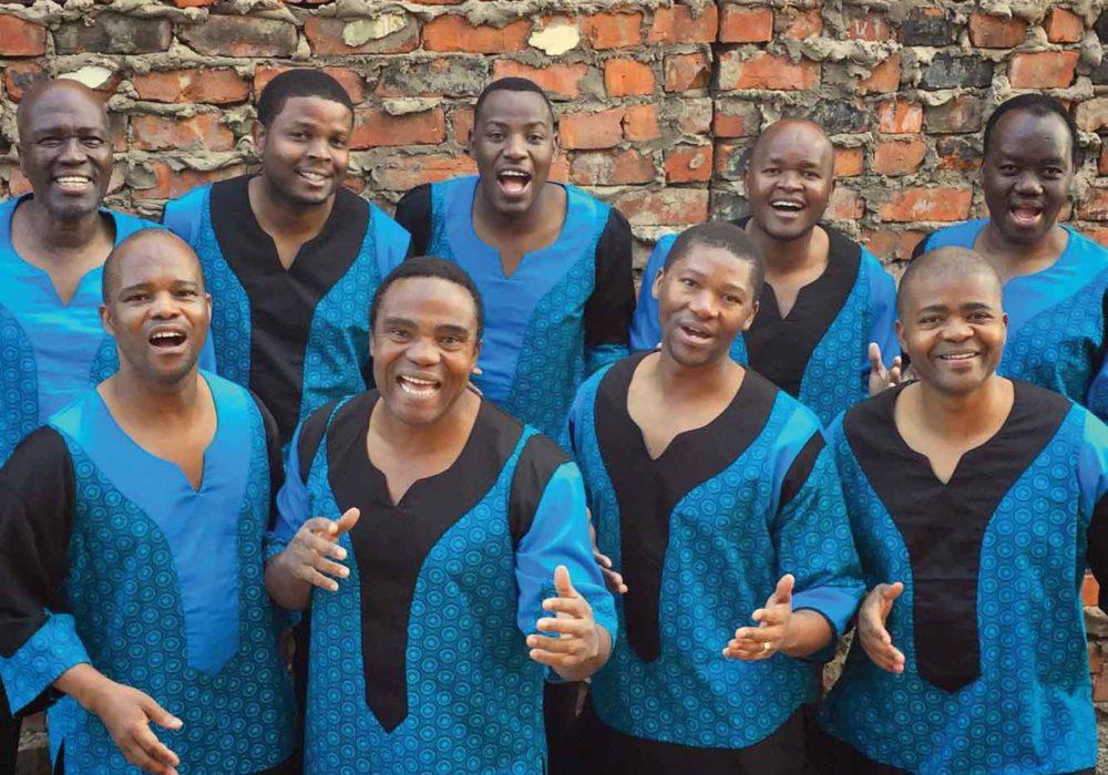 Ladysmith Black Mambazo title=