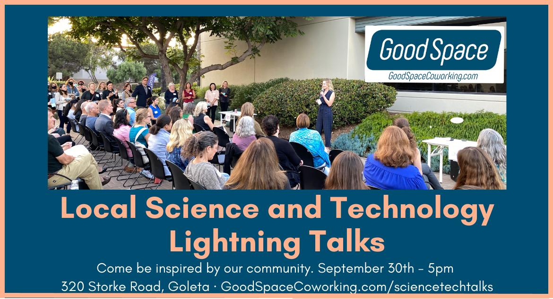 Local Science & Tech Talks title=