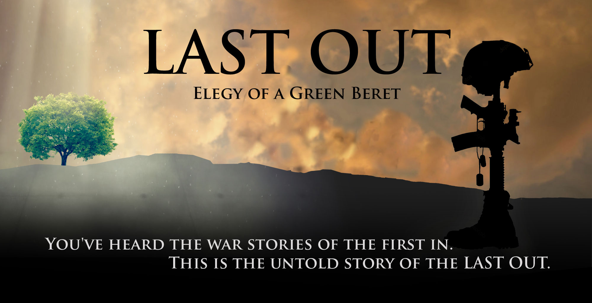 Last Out: Elegy of a Green Beret title=