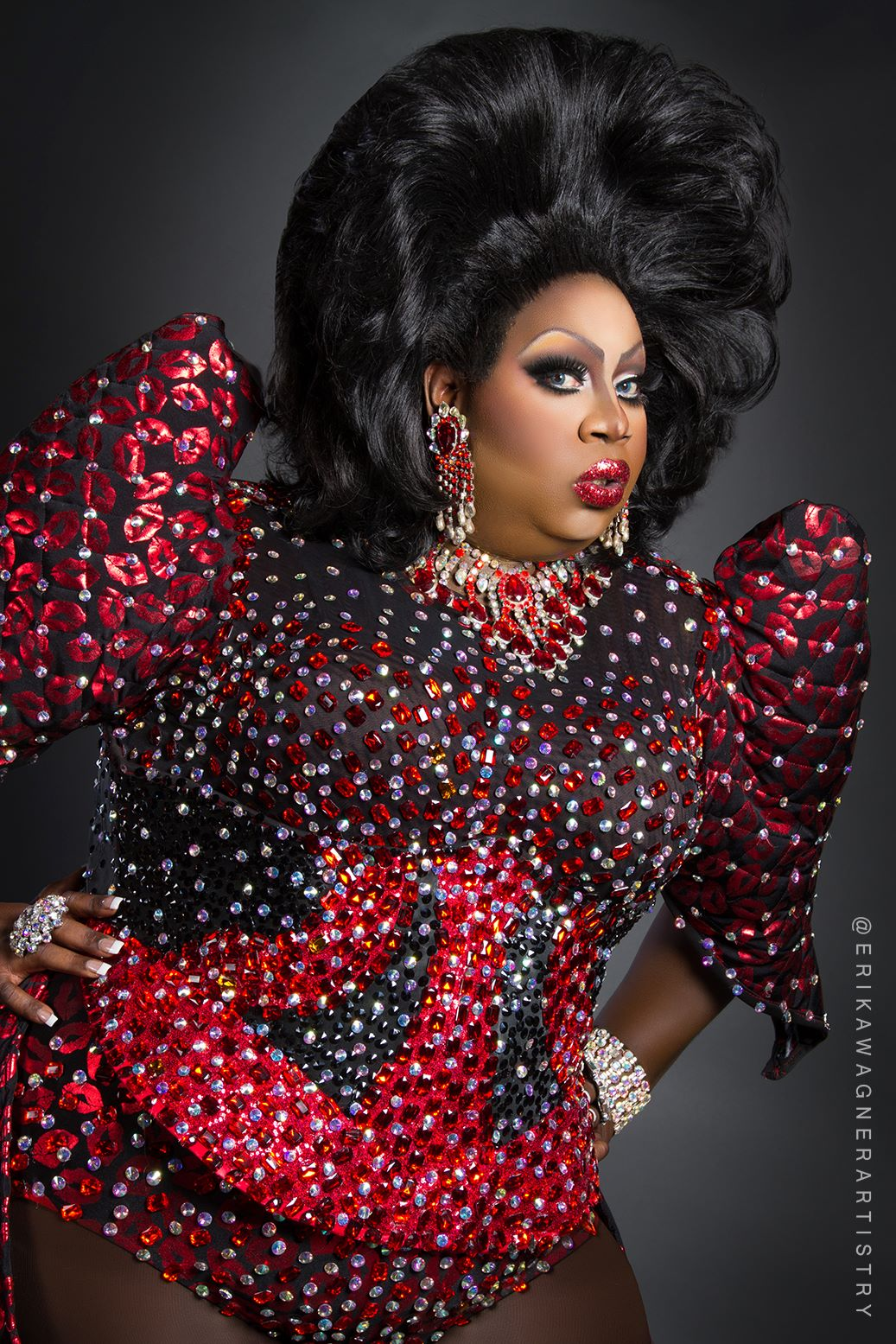 Large and In Charge, Chunky Yet Funky, Bold & Beautiful: I am Latrice Royale title=