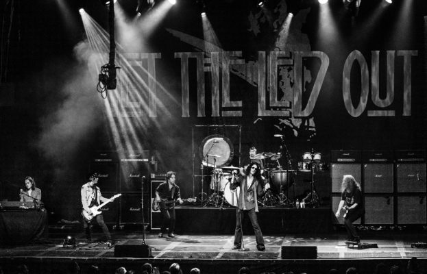 SBL PRESENTS Get The Led Out The Ultimate Led Zeppelin Tribute