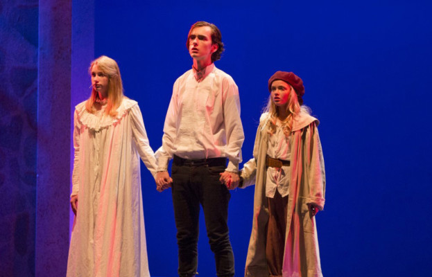 SANTA BARBARA YOUTH ENSEMBLE THEATRE PRESENTS Les Misérables