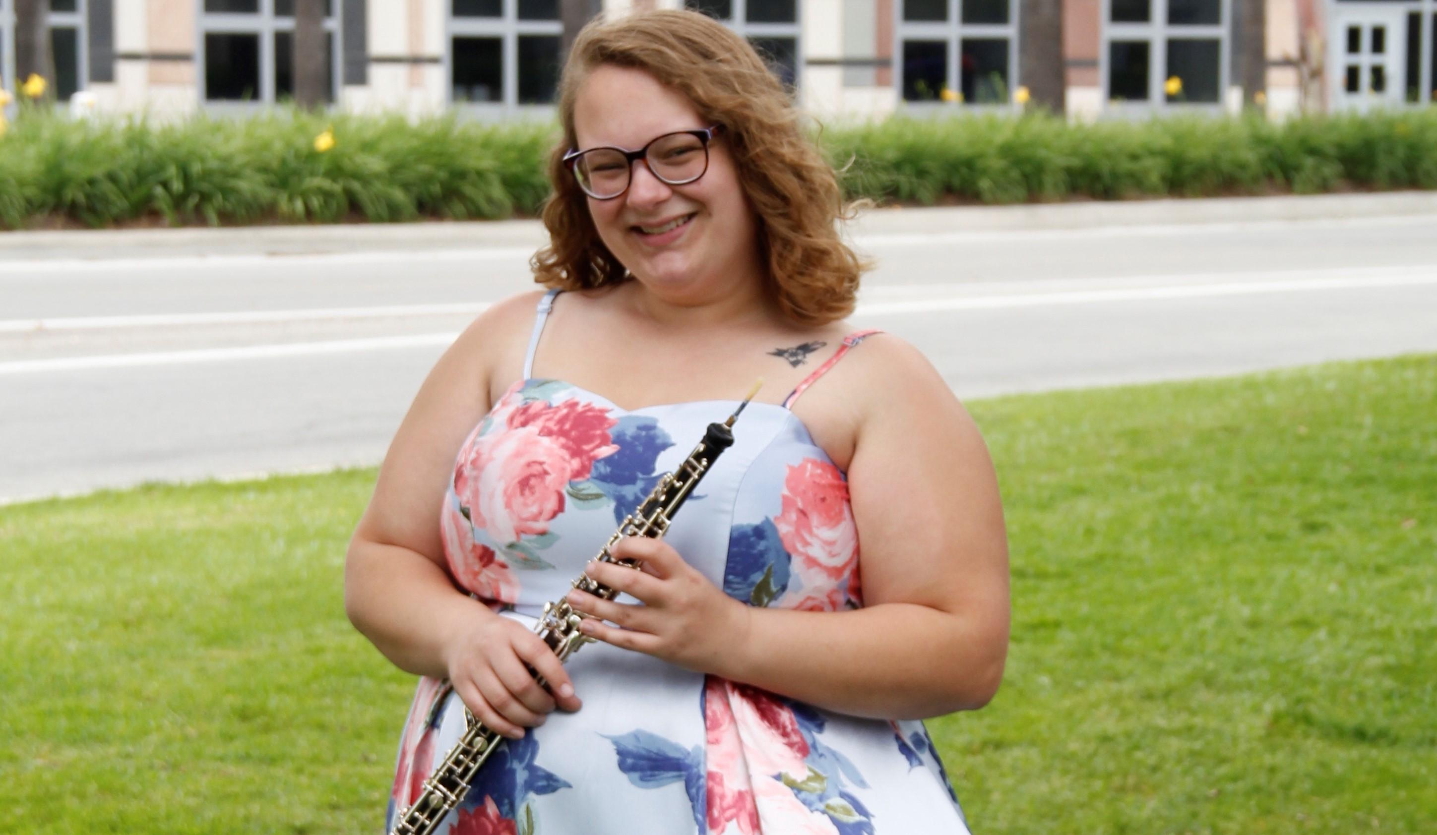 Undergraduate Student Recital: Lexie Callaway-Cole, Oboe title=