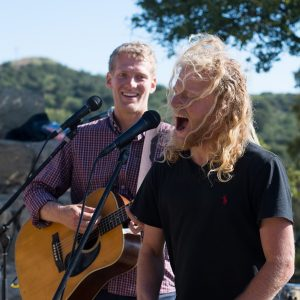 Live Music at Carr Winery with the Lindsley Brothers title=