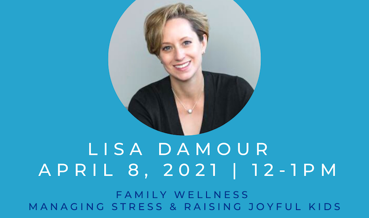 Celebrated Psychologist and Best-Selling Author Dr. Lisa Damour Joins Marymount's Annual Speaker Series title=