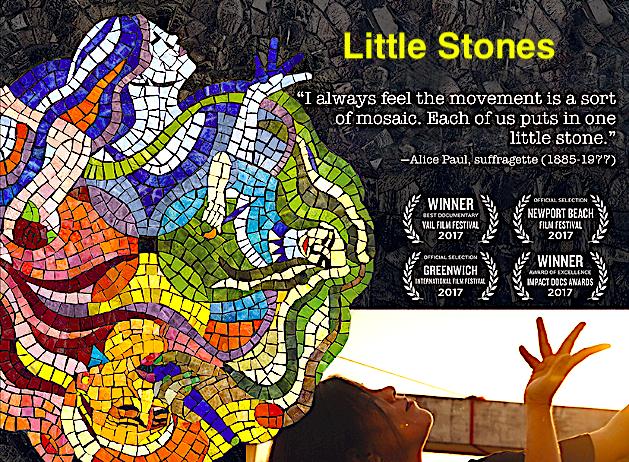 Award Winning Documentary Film--Little Stones title=