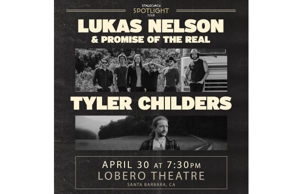 Lukas Nelson & Promise of the Real and Tyler Childers