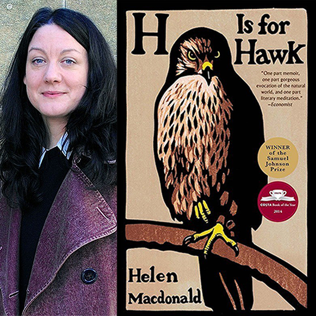 The 2018 Diana and Simon Raab Writer-in-Residence: Helen Macdonald