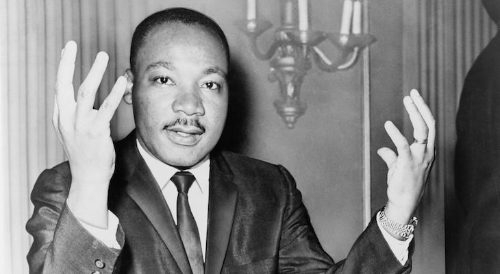 Lecture: The Assassination of Martin Luther King title=