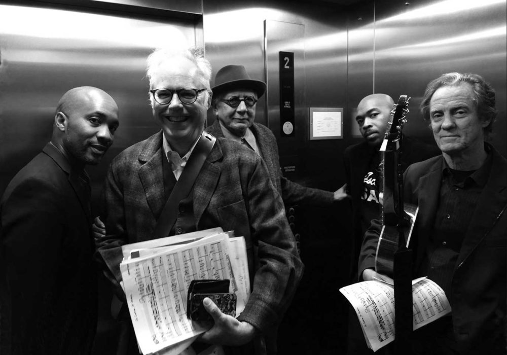 RESCHEDULED: JAZZ AT THE LOBERO PRESENTS Charles Lloyd & the Marvels title=