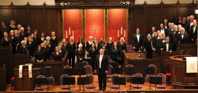 Santa Barbara Master Chorale presents On Wings of Song title=